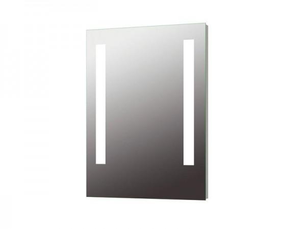 Wandspiegel hinterleuchtet 600 x 800 mm Serie Kristall