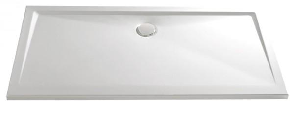 HSK Marmor-Polymer-Duschwanne Rechteck, super-flach