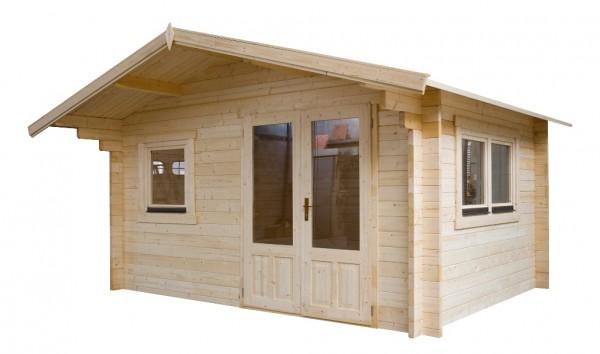 Gartenhaus Modell 4x5