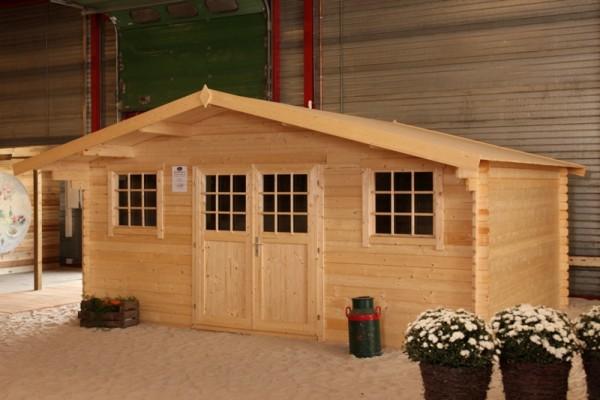 Gartenhaus Modell 5133, 508 x 328cm