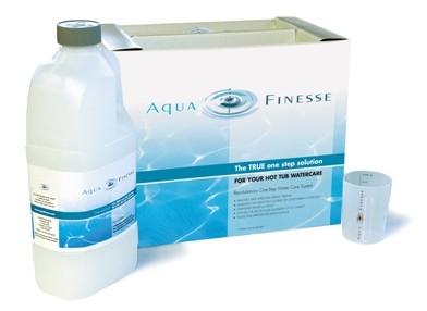 Aquafinesse Wasserpflegeset