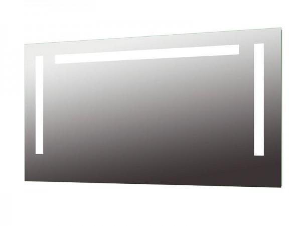 Wandspiegel hinterleuchtet 1500 x 800 mm Serie Kristall