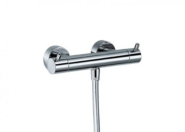 HSK Aufputz-Sicherheits-Duschthermostat Rund