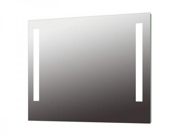 Wandspiegel hinterleuchtet 1000 x 800 mm Serie Kristall