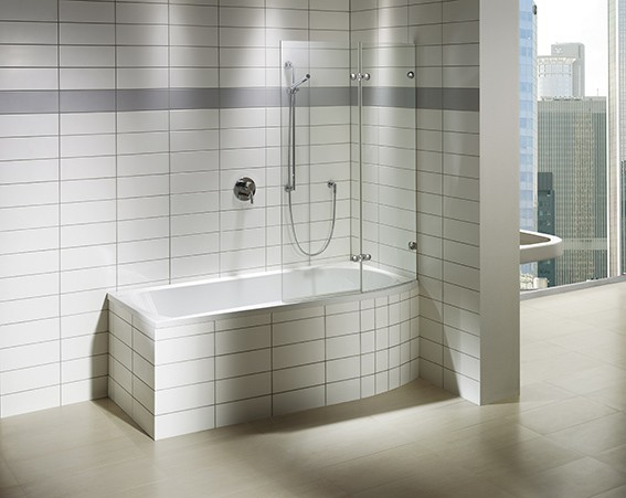 Repabad Badewanne Arosa Shower 170