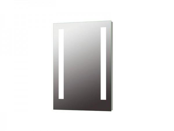 Wandspiegel hinterleuchtet 500 x 700 mm Serie Kristall