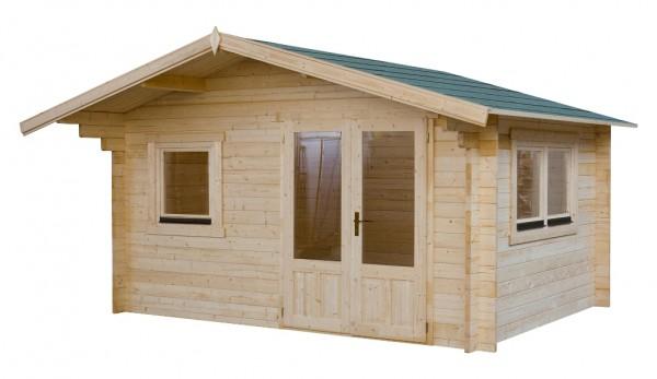 Gartenhaus Modell 4x4