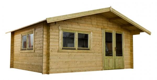 Gartenhaus Modell 5x5