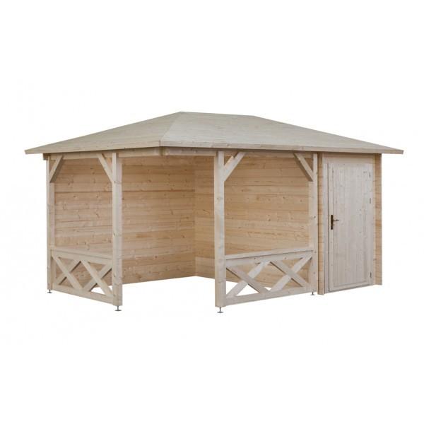 Pavillon Modell P5155, 513 x 350 cm