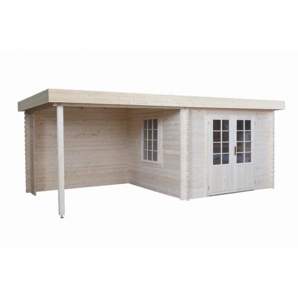 Gartenhaus Modell 3031Z, 300 x 576cm