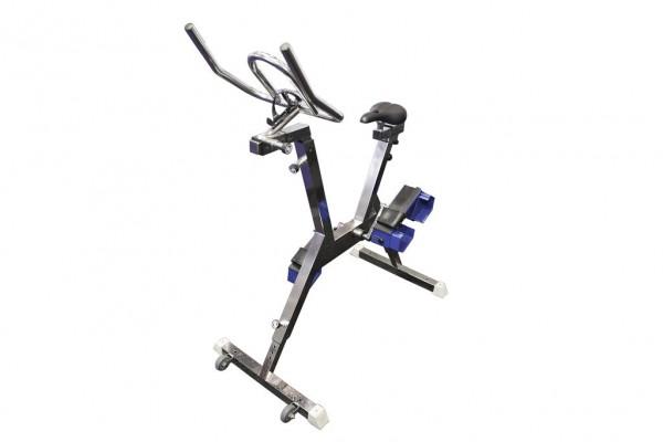 Aqua-Bike für Swimspa