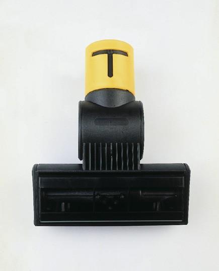 Polsterbürste mit Turboantrieb